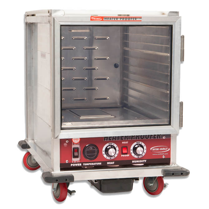 Win Holt 10-Pan Non-Insulated Heater Proofer Cabinet 22-13/16W