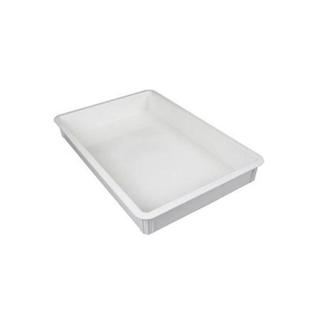 "Pizza Dough Box 18-1/2""L x 26""W x 3""H"