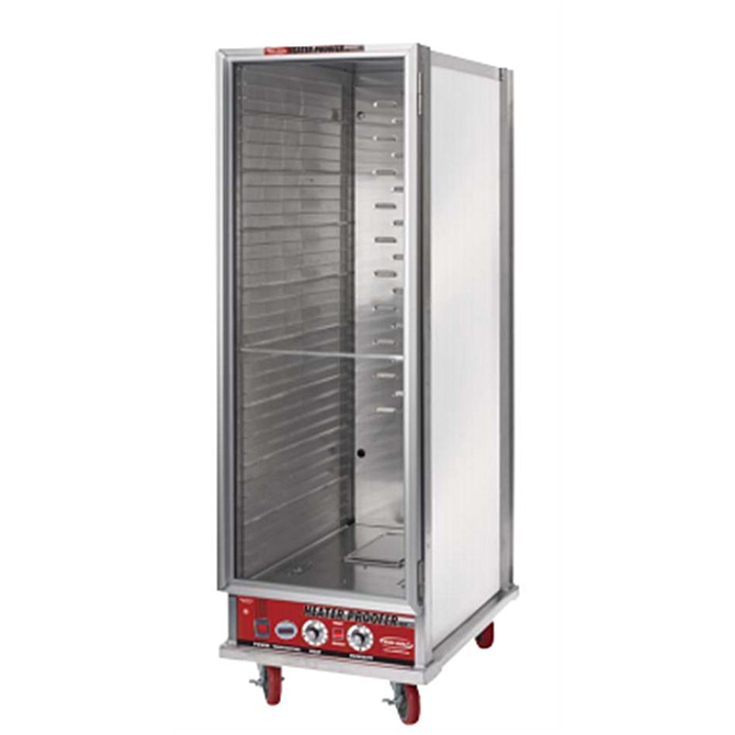 Win-Holt 35-Pan Insulated Heater Proofer Cabinet 21W