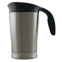 Service Ideas Stanley 64 oz. Stainless Steel Insulated Beverage Server with Plastic Handle