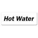 Hot Water Magnetic Identification Tag for Coffee Servers