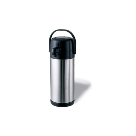 2.2 Liter Stainless Steel Airpot with Pump