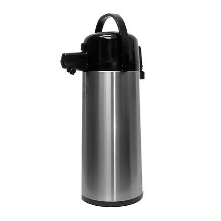 2.2 Liter Stainless Steel Airpot with Lever