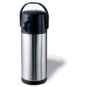 3.0 Liter Stainless Steel Airpot with Pump