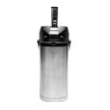 Service Ideas 3.7 Liter Heavy Duty Stainless Steel Airpot with Lever
