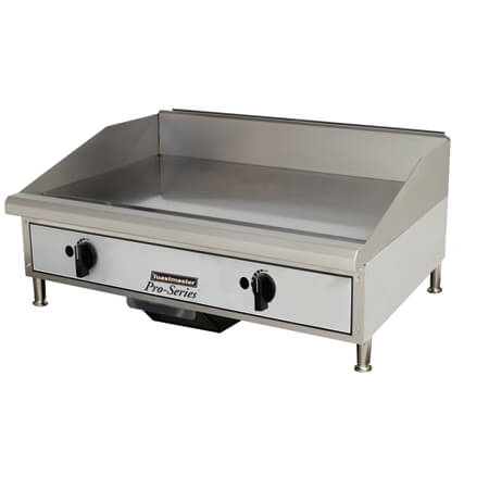 "Toastmaster Manual Control Gas Griddle 24""W"