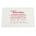San Jamar Saf-T-Grip Board-Mate Cutting Board Safety Mat 13\x22 x 18\x22