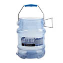 San Jamar 5 Gallon Shorty Ice Bucket Tote