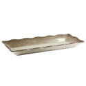"Thunder Group 17-1/2"" x 6-3/4"" Jazz Melamine Tray"
