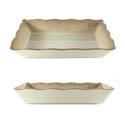 "Thunder Group 13-3/4"" x 9-1/2"" Jazz Melamine Tray"