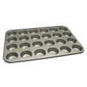 Thunder Group 3.5 oz. 24-Cup Non-Stick Aluminum Muffin Pan