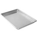 "1/4-Size Aluminum Sheet Pan 9-1/2"" x 13"""