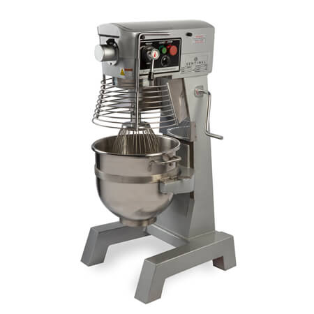 "Sentinel 30-Quart 3-Speed 2 HP All-Purpose Mixer 24-1/2""W"