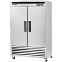 "Berg 49 cu. ft. 2-Door Bottom Mount Reach-In Freezer 54""W"