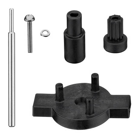 Coupling Kit for Waring Immersion Blender Attachments