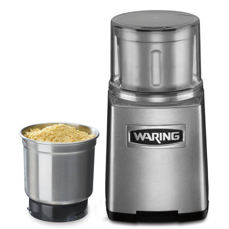 "Waring 3-Cup Wet/Dry Spice Grinder 6-1/2""W"