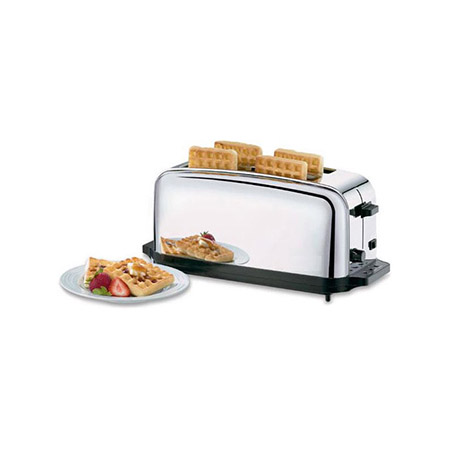 Waring 4-Slice Light Duty Pop-Up Toaster