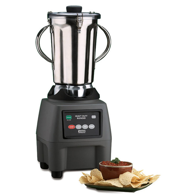 Heavy Duty Blender ~ Heavy duty food blender waring