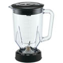 48 oz. Polycarbonate Container for Waring 2-Speed Bar Blender