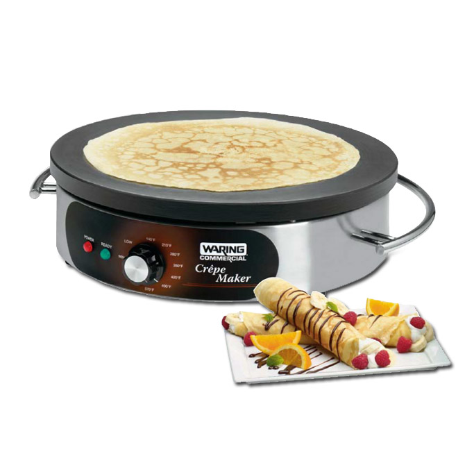 Waring 120V Electric Crepe Maker : KH2160fl from www.equippers.com size 670 x 670 jpeg 87kB