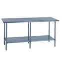 Sauber All Stainless Steel Work Tables