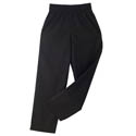 Ritz Black Baggy Chef Pants