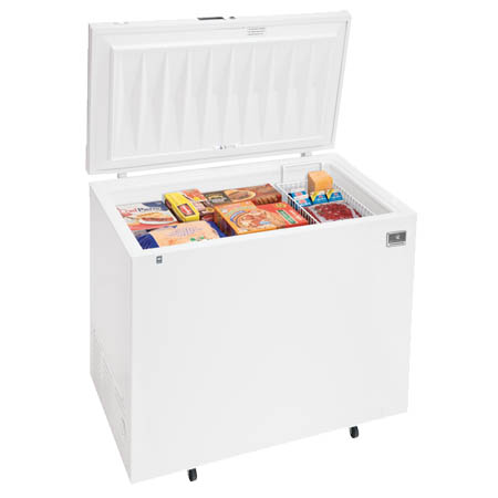 "Kelvinator 7.35 cu.ft. Solid Chest Freezer 37-1/5""W"