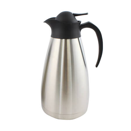 Bradford Hall 1.5-Liter Stainless Steel Insulated Vacuum Beverage Server