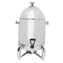Bradford Hall 3.1 Gallon Stainless Steel Coffee Urn with Fuel Holder