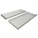 Sauber Stainless Steel Sliding Ice Bin Cover