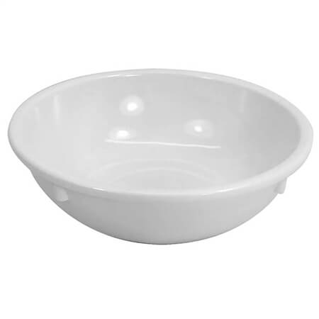 LaSalle Manor 14 oz. White Nappie Bowl