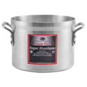 Winco 80-Quart Super Aluminum Stock Pot