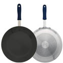 Winco Induction Ready Non-Stick Aluminum Fry Pan 7\x22 x 1-1/2\x22