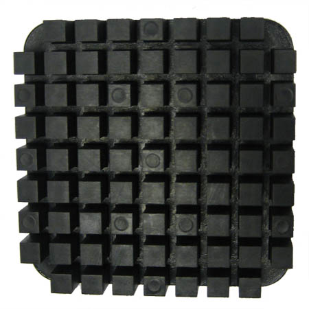 "3/8"" Push Block for Winco Kattex French Fry Cutter"