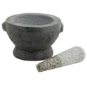 Libertyware 20 oz. Granite Mortar and Pestle