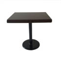 24\x22 x 30\x22 Walnut Resin Table Kit 29-1/4\x22H