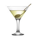 MCIC Chelsea 6.5 oz. Martini Glass