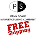 Penn Scale Free Shipping