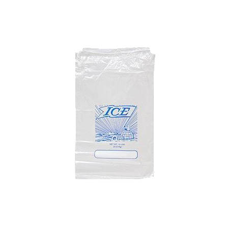 10 lb. Ice Bags with Drawstring