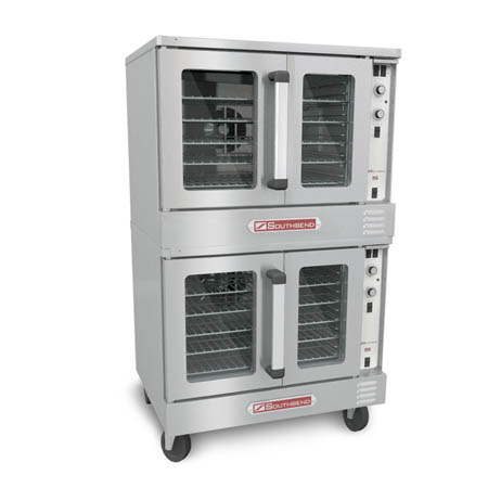 Southbend Full Size Double Deck Electric Convection Oven
