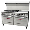 Southbend 6-Burner Liquid Propane Range with 24