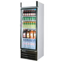 "Turbo Air 14 cu. ft. 1-Door Refrigerator Merchandiser 23-5/8""W"