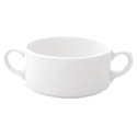 Villeroy & Boch Ariane Orba Ivory 10 oz. Soup Bowl with Handles