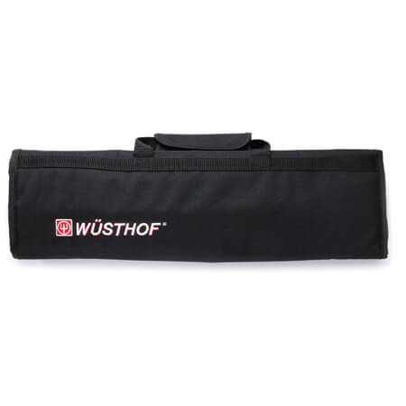 Wusthof Cordura 8 Slot Knife Roll with Shoulder Strap
