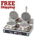 Waffle & Crepe Makers Free Shipping