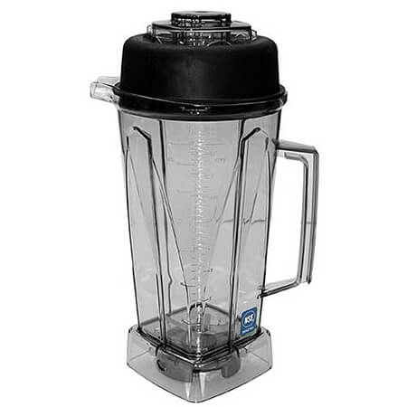 1/2-Gallon Container for Vitamix Blenders with Lid and Blade Assembly