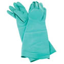 San Jamar Large Nitrile Rubber Heat Resistant Dishwashing Gloves