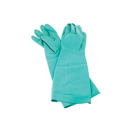 San Jamar X-Large Nitrile Rubber Heat Resistant Dishwashing Gloves