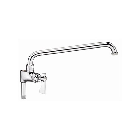 "Add On Faucet with 12"" Spout for Krowne Pre-Rinse Spray Units"