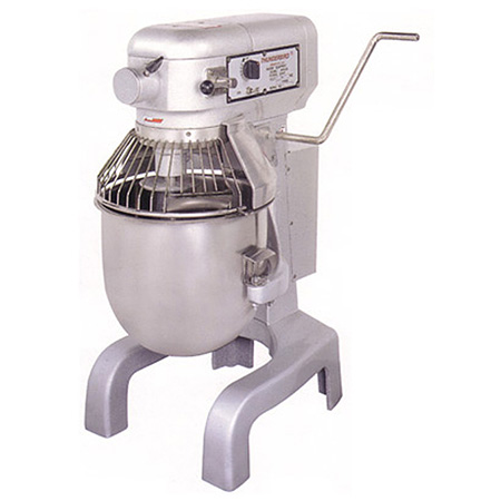 Thunderbird 20-Quart Heavy Duty 3-Speed 0.75 HP Mixer